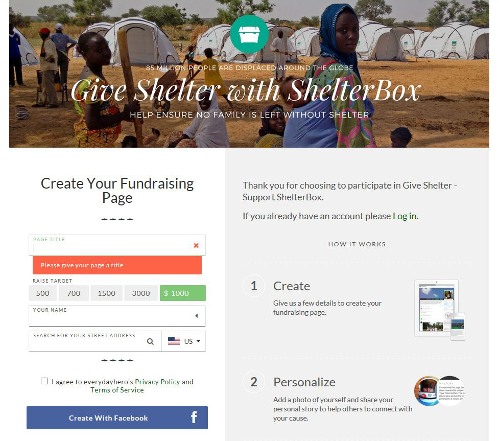 http://give-shelter-support-shelterbox.everydayhero.com/us/get-started
