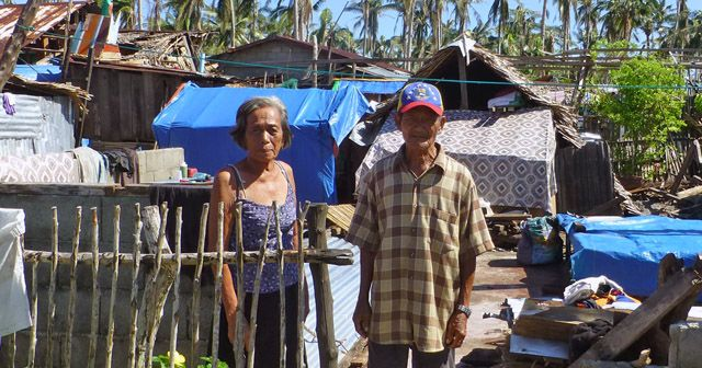 ANSWERING PRAYERS IN THE PHILIPPINES