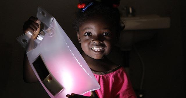LuminAID Solar Lights
