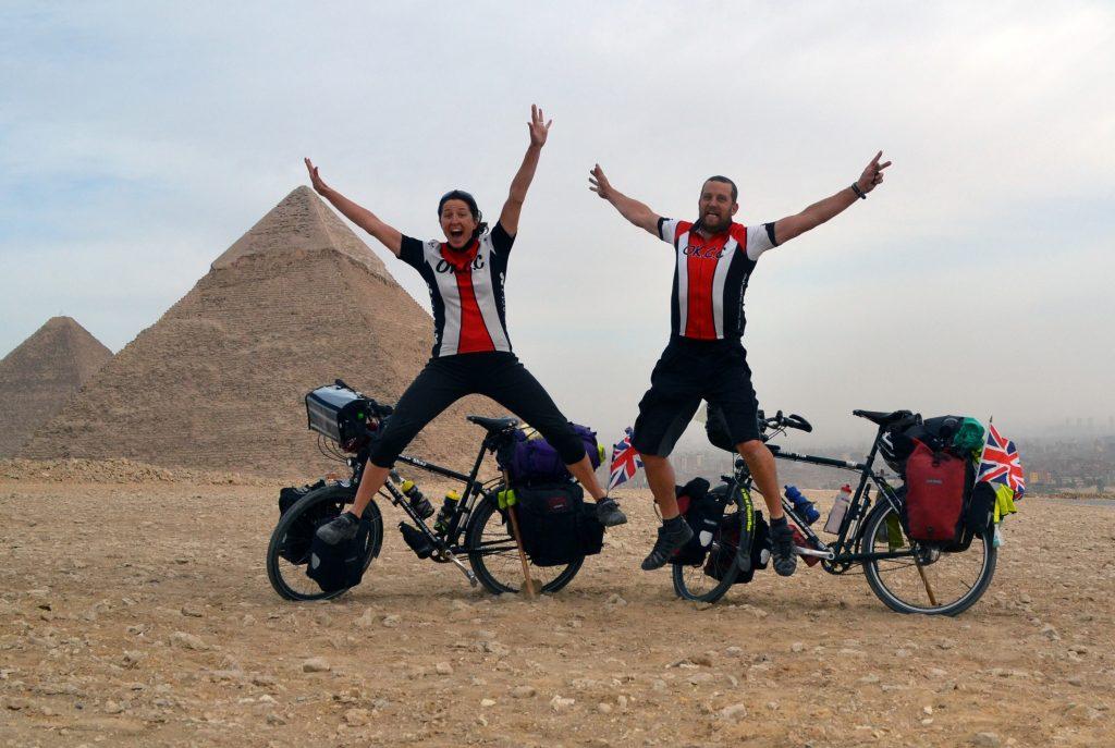 2013 Bridgmans in Egypt