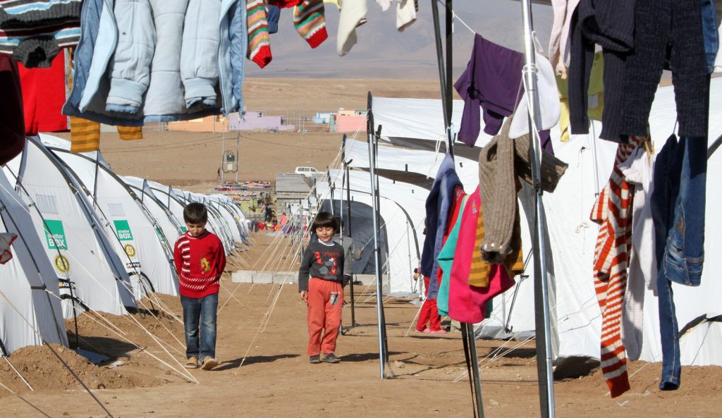 ShelterBox in Iraq