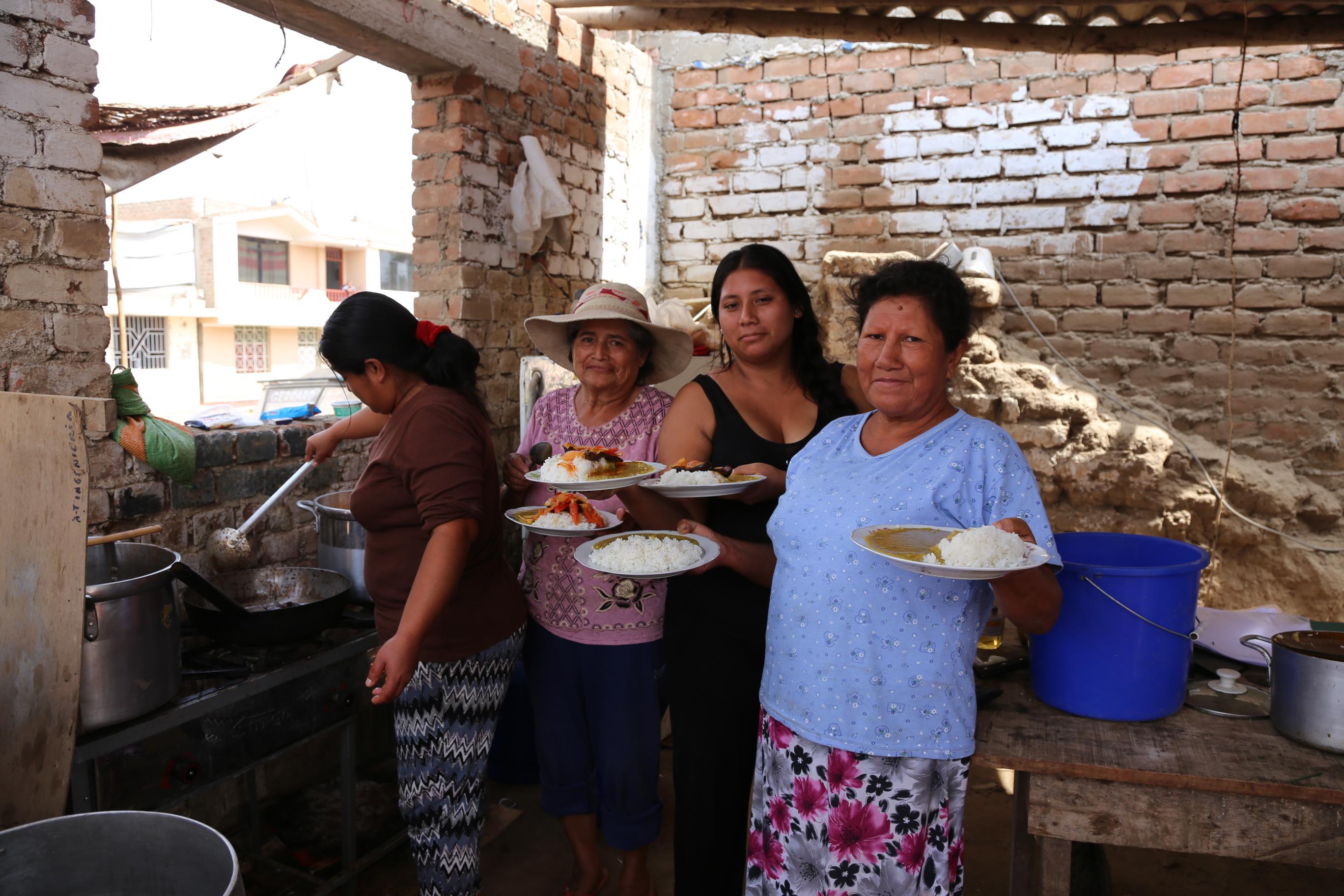 PERU: Yolanda Enriquez's story