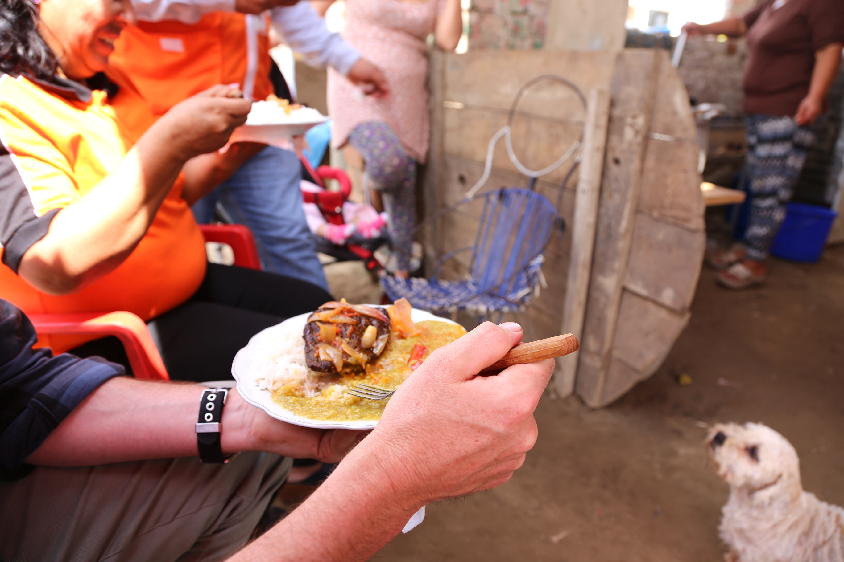 PERU: Yolanda Enriquez's story (food)