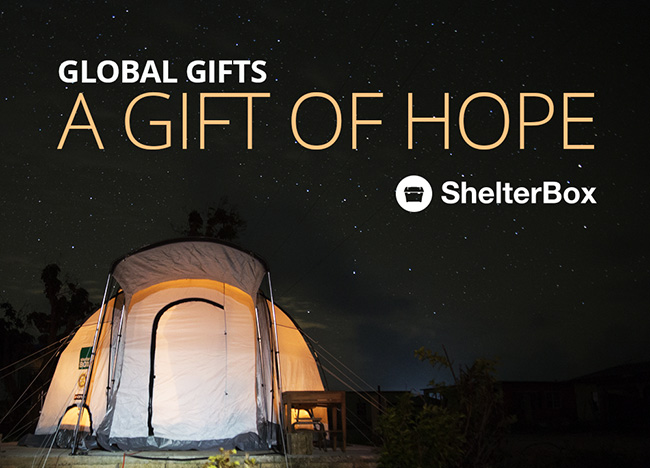 ShelterBox Global Gift