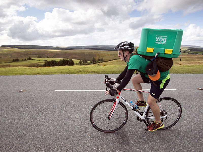 ShelterBox - Do Your Own Thing - Endurance race