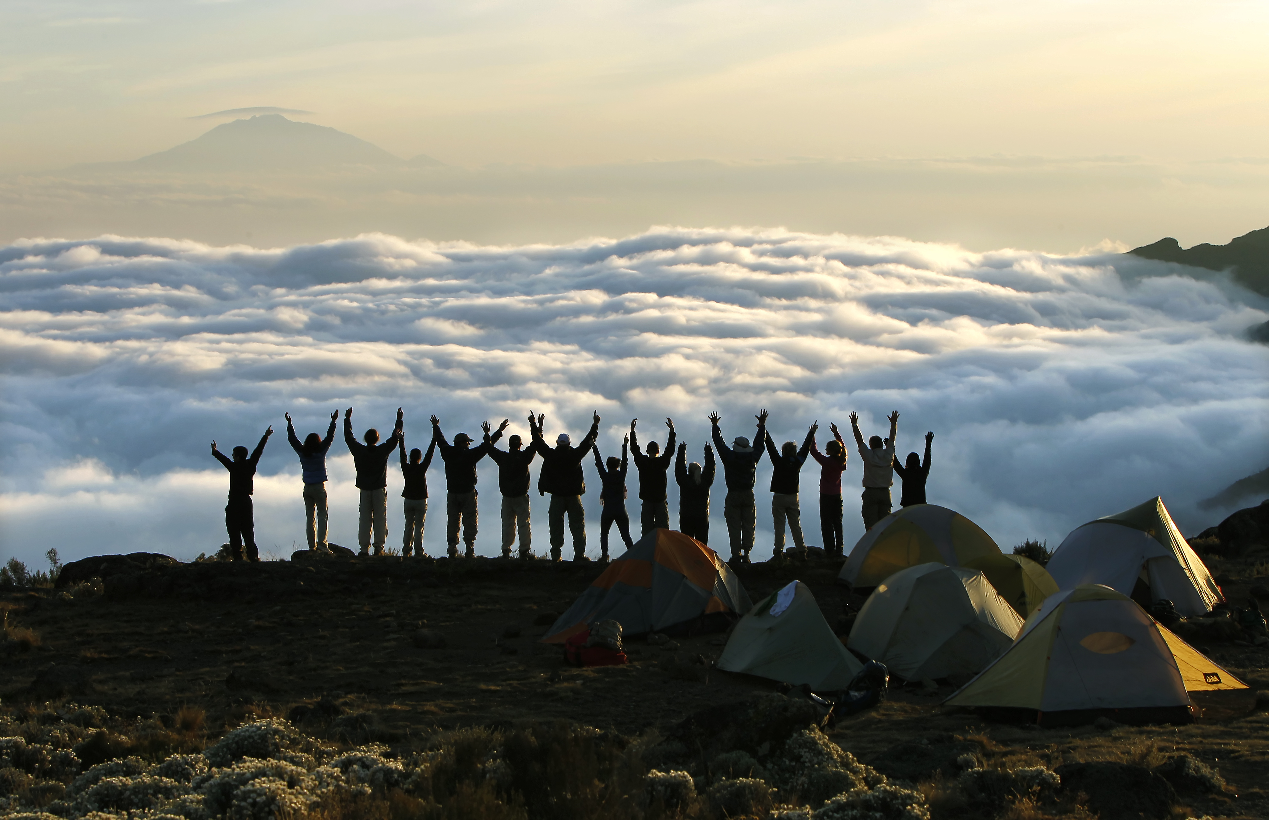 ShelterBox - Do Your Own Thing - Kilimanjaro
