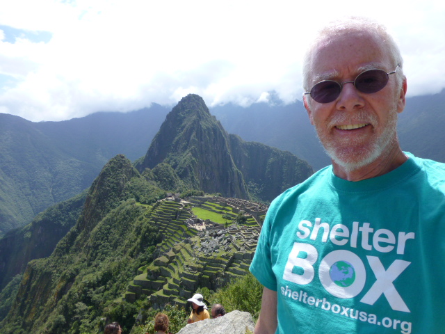 ShelterBox - Do Your Own Thing - Machu Picchu
