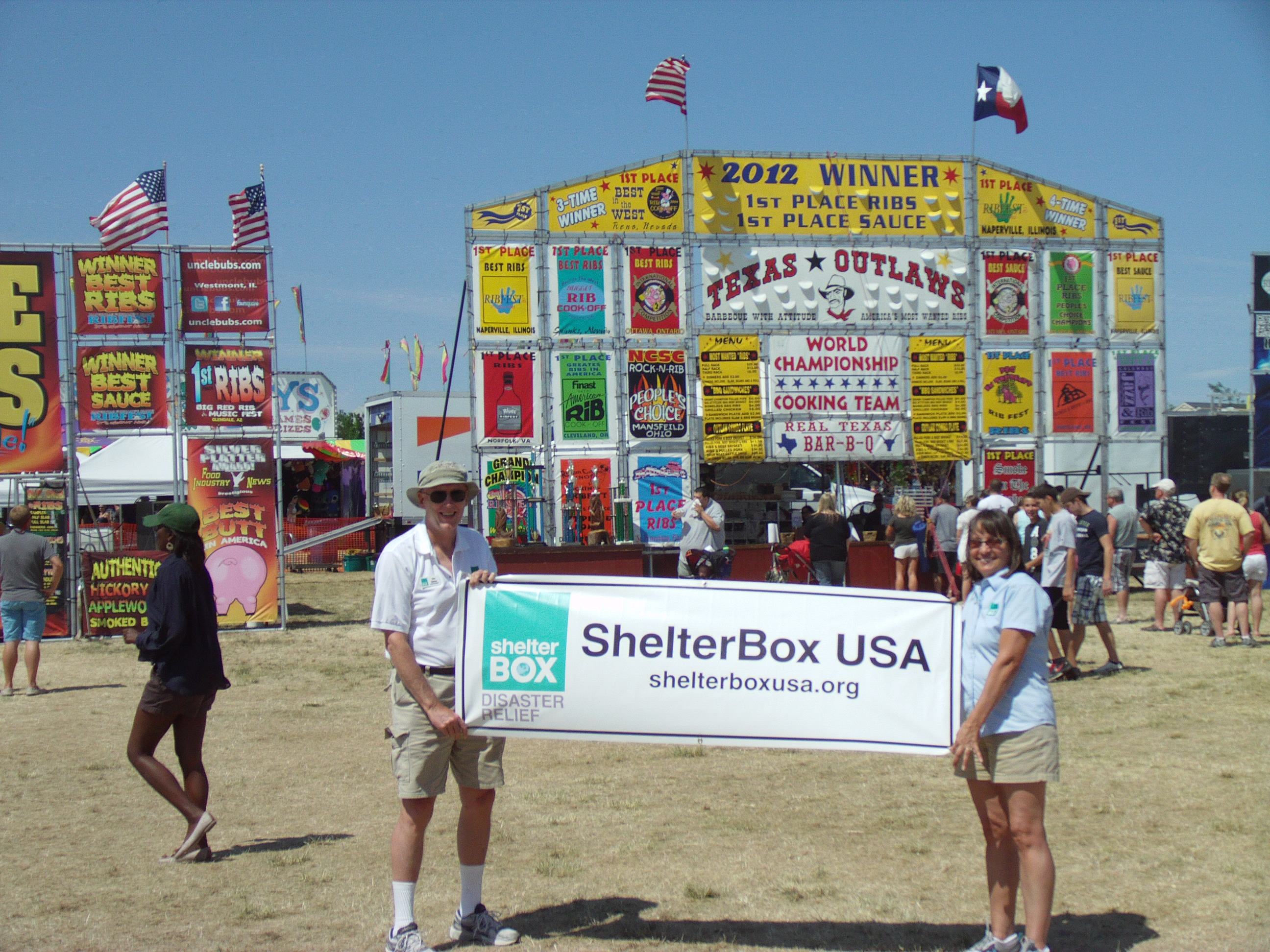ShelterBox - Do Your Own Thing - Ribfest