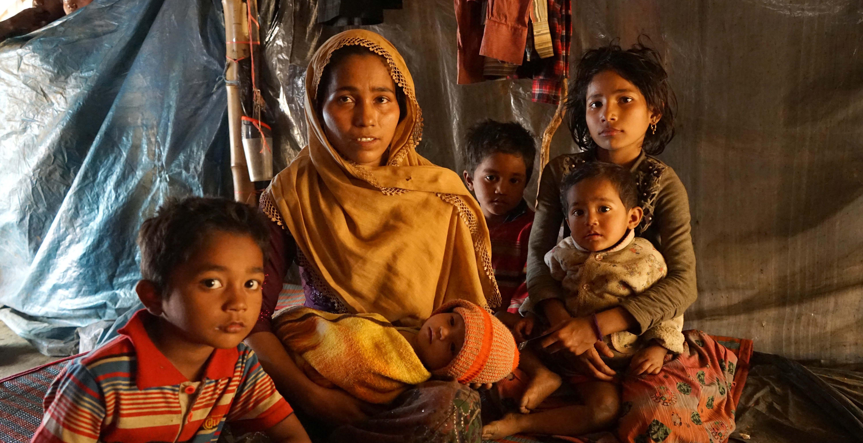 Bangladesh Family 2018