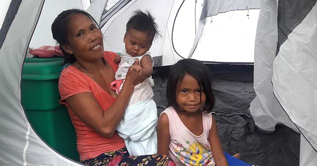 Philippines Typhoon Kaitak 2018