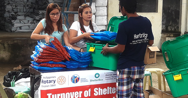 ShelterBox Operations Philippines - web