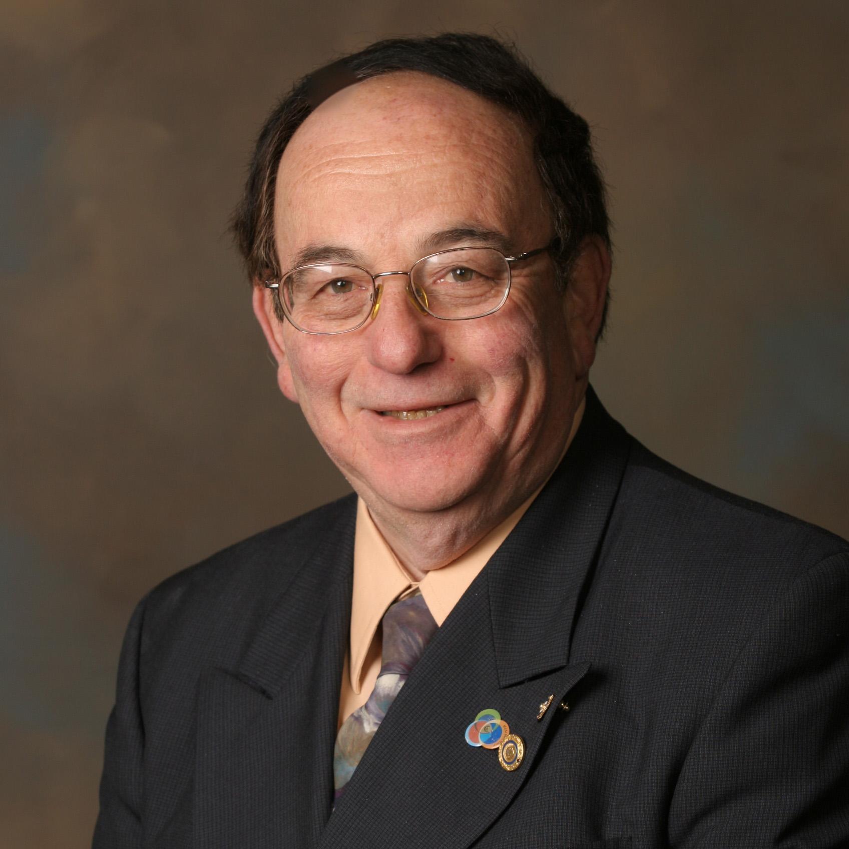 Len Nemeroff - ShelterBox Ambassador (volunteer)