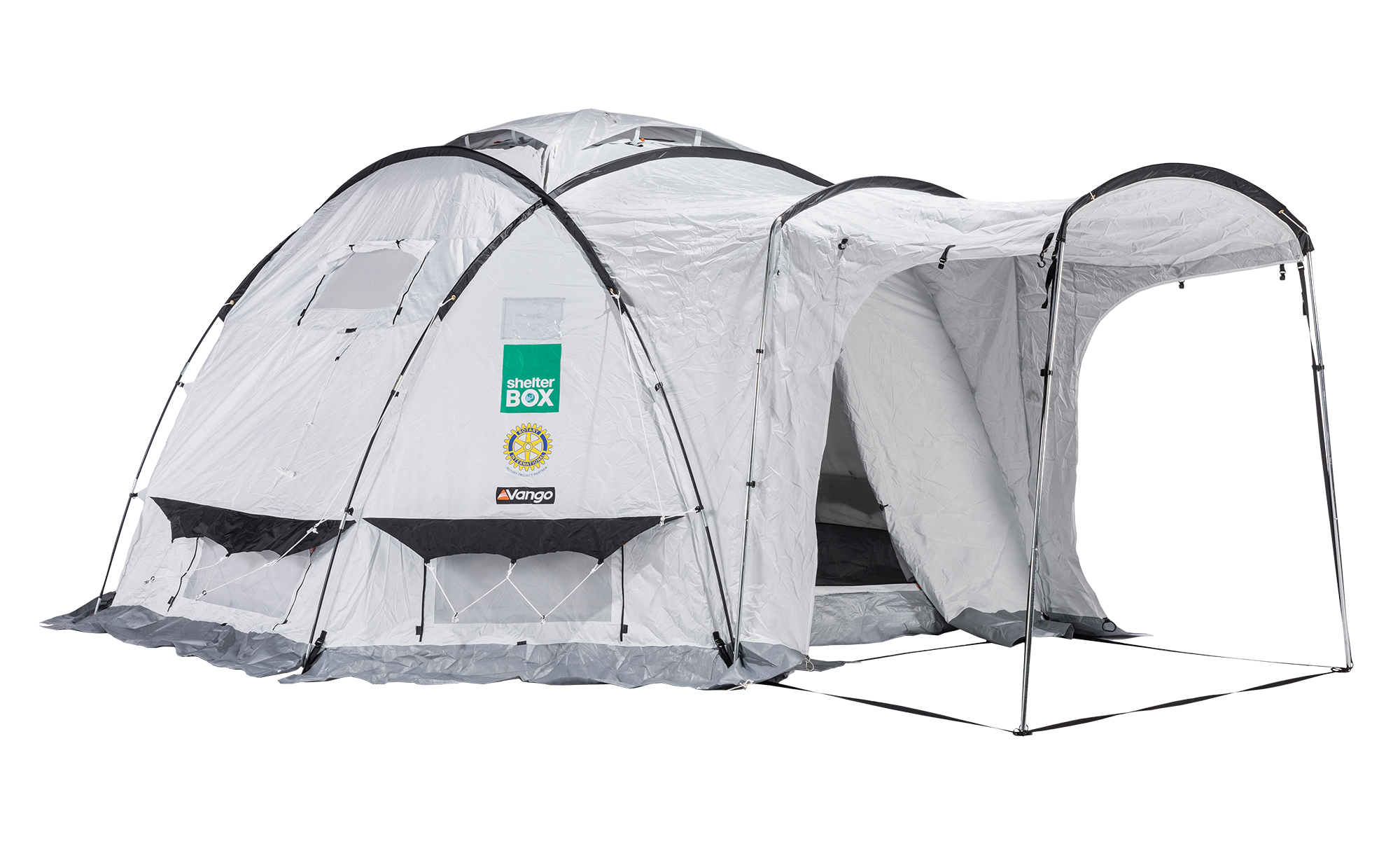 ShelterBox USA Family Relief Tent SM