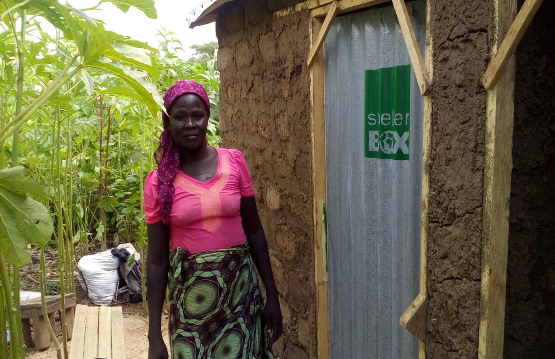ShelterBox Cameroon 2016 - Lake Chad Basin