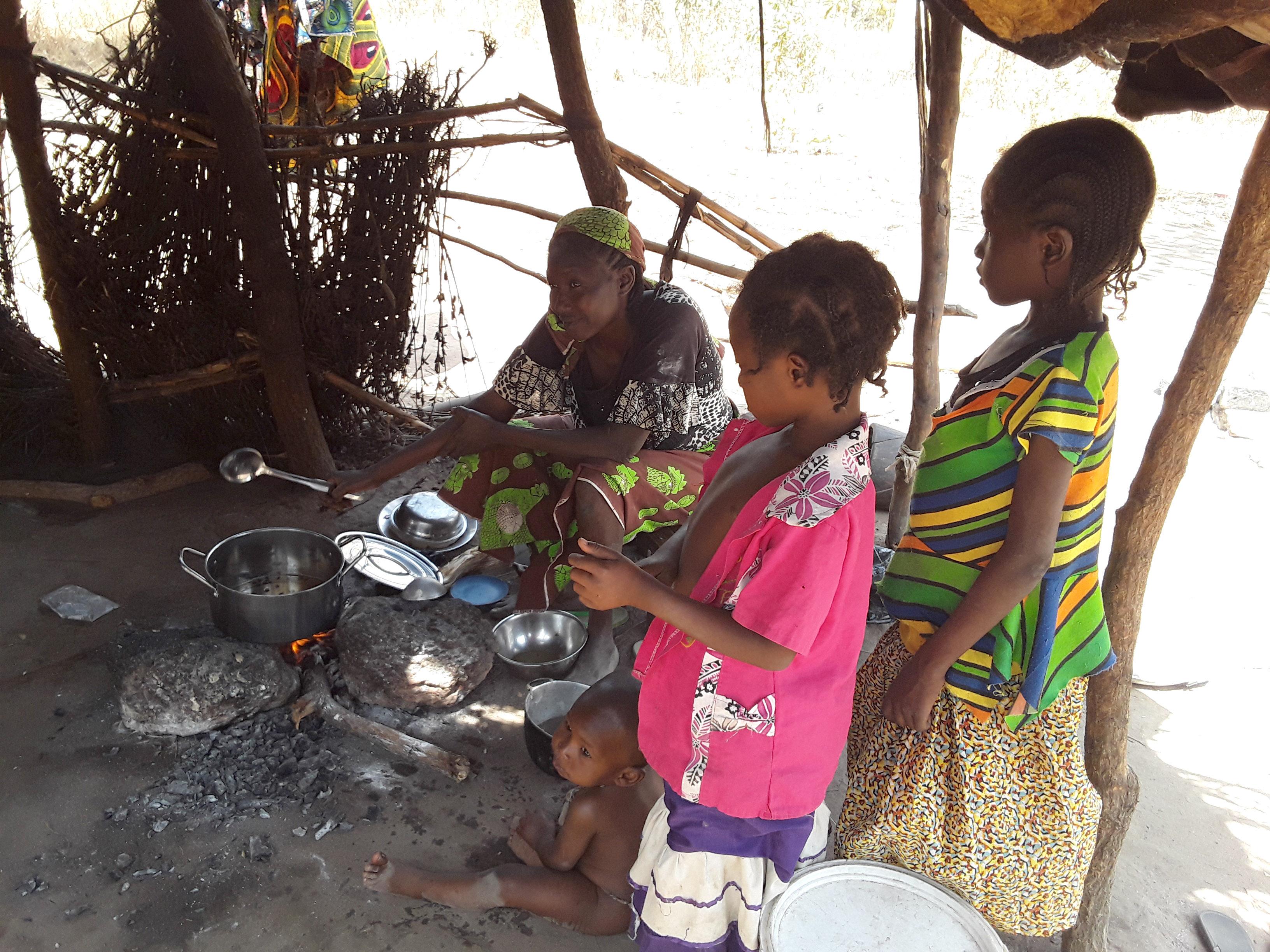 ShelterBox - Chad - Salamatou 2018 - Lake Chad Basin