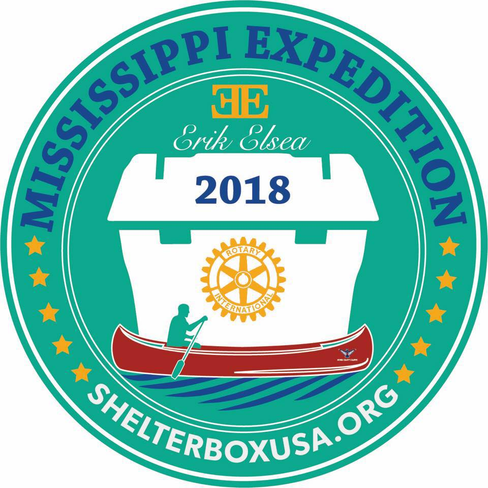 ShelterBox Mississippi Expedition 2018