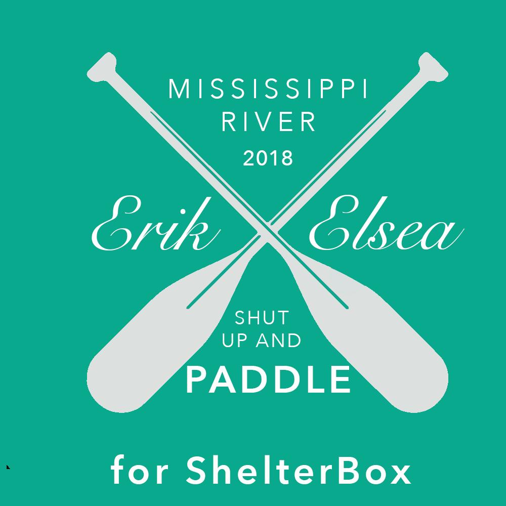 ShelterBox - Erik Elsea - Shut Up And Paddle