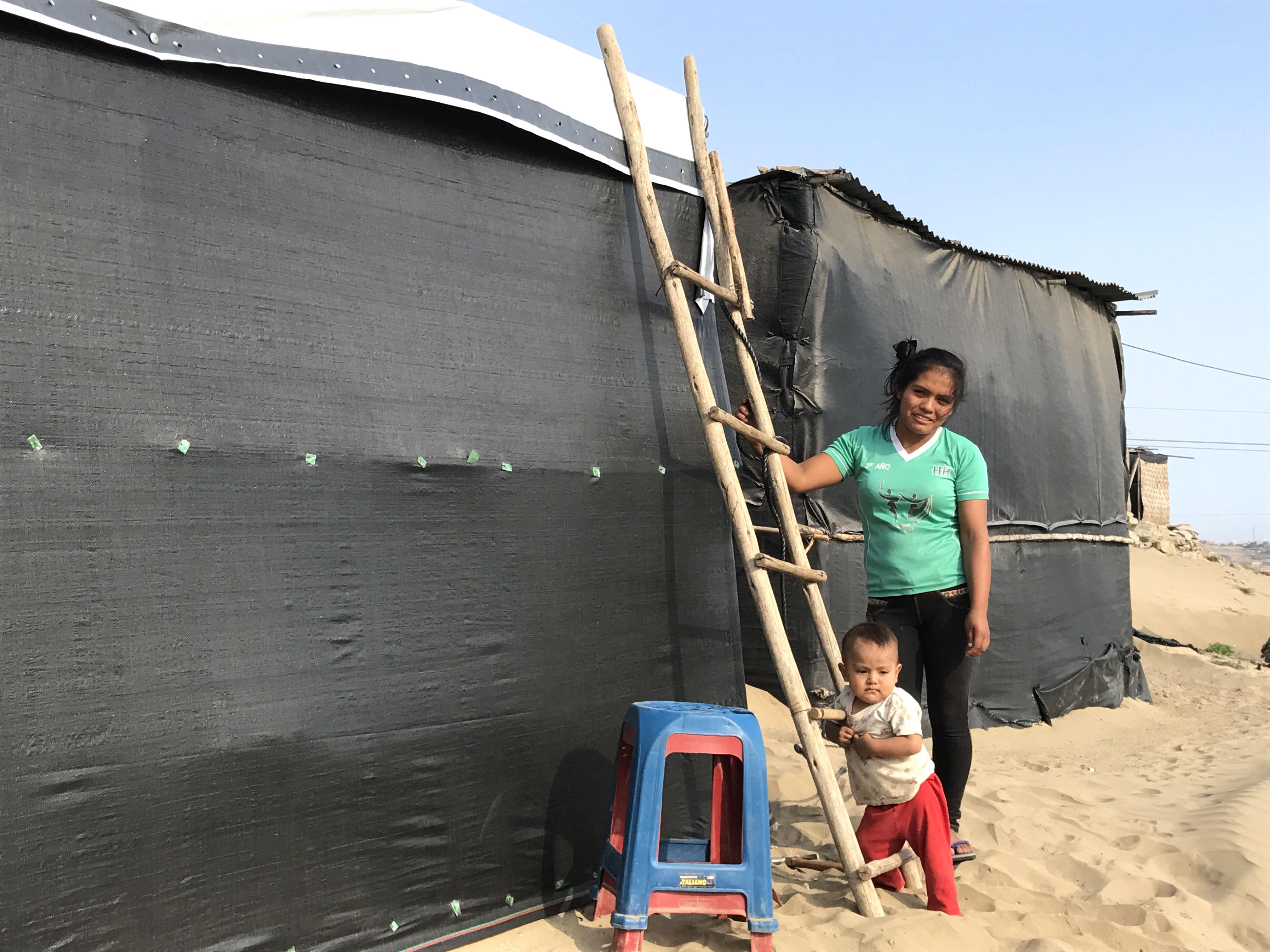 Building better homes, Peru