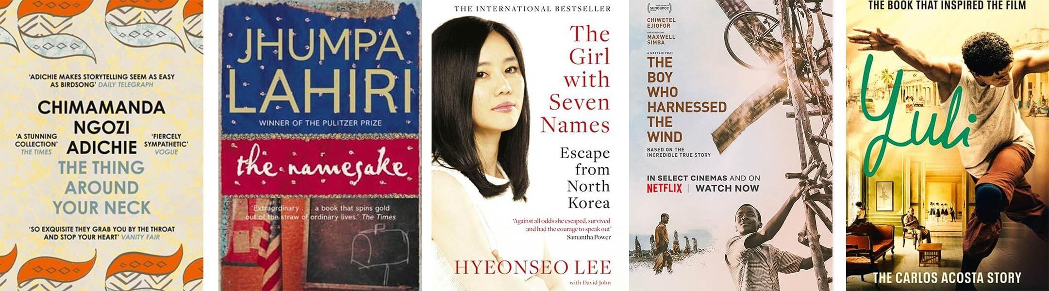 Chimamanda Ngozi, Jhumpa Lahiri, Hyeonseo Lee and more!