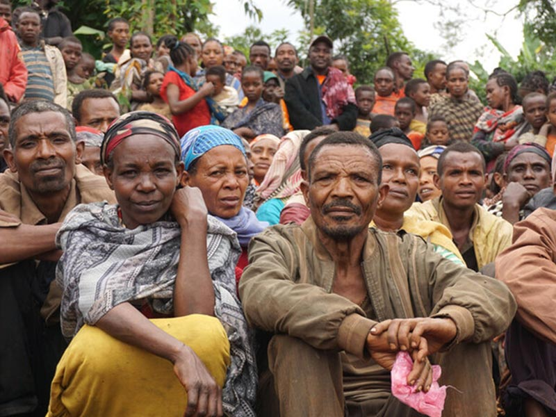 The Ethiopian people need our help with multiple crises