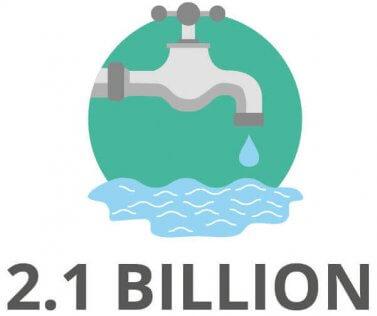 2.1 Billion
