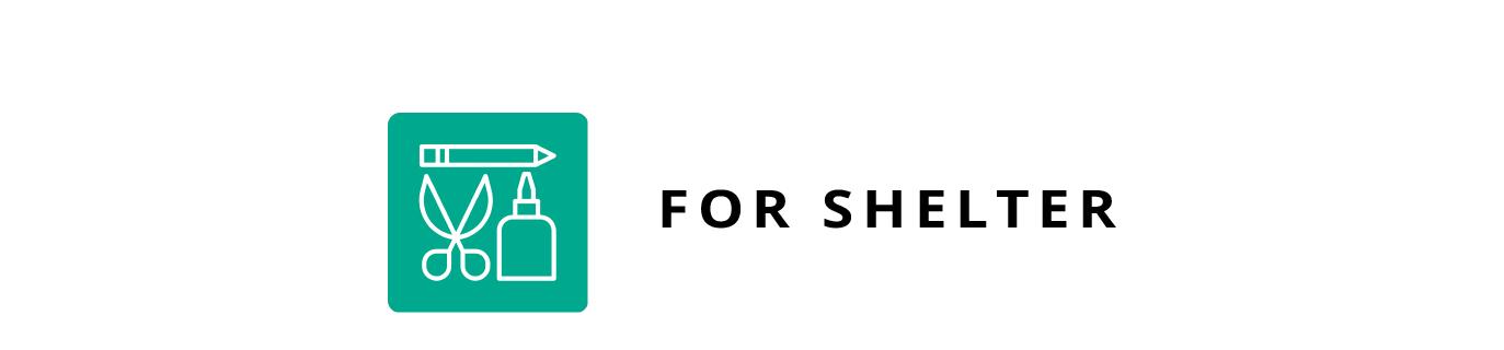Make for Shelter