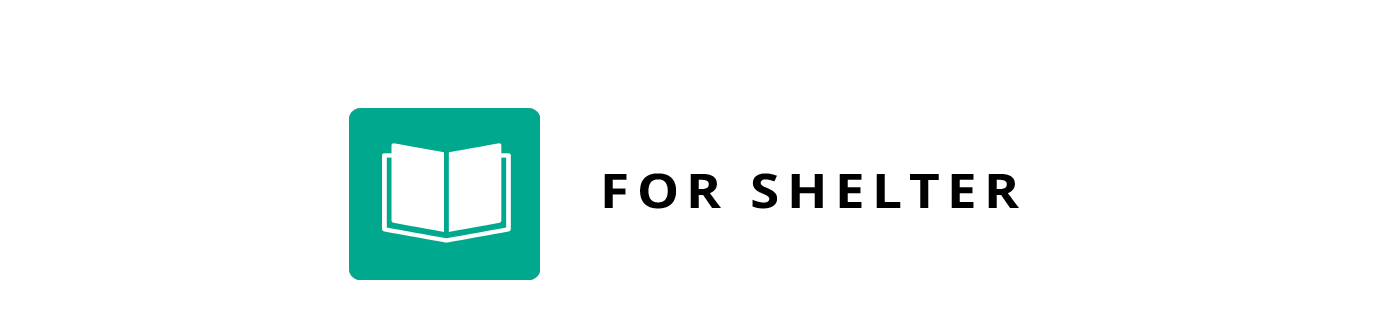 Read for Shelter