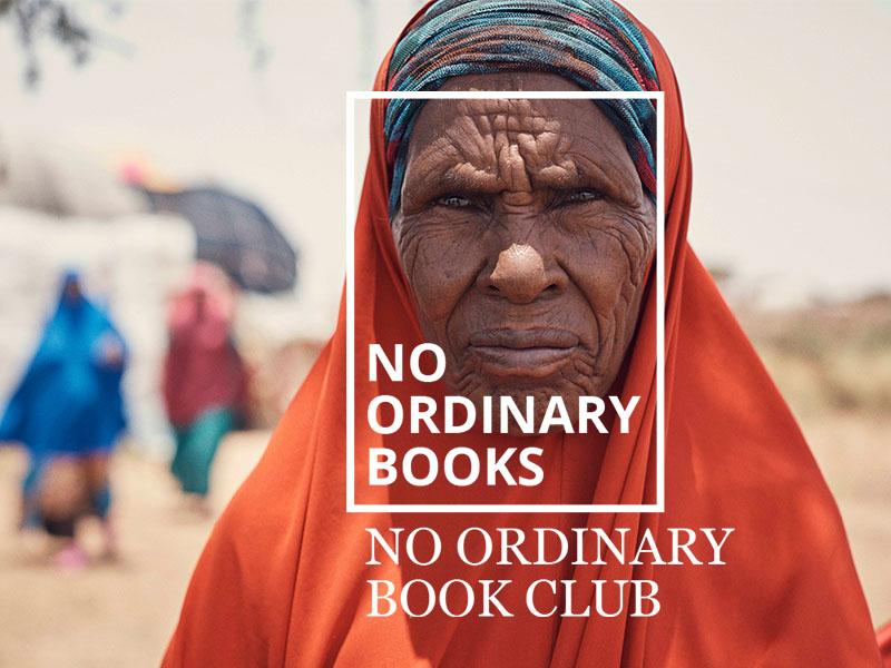 No Ordinary Books, No Ordinary Book Club