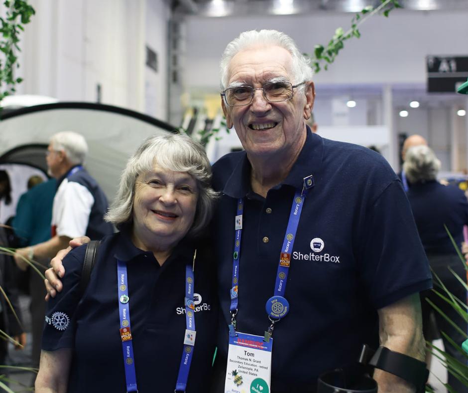 Senior Rotarians
