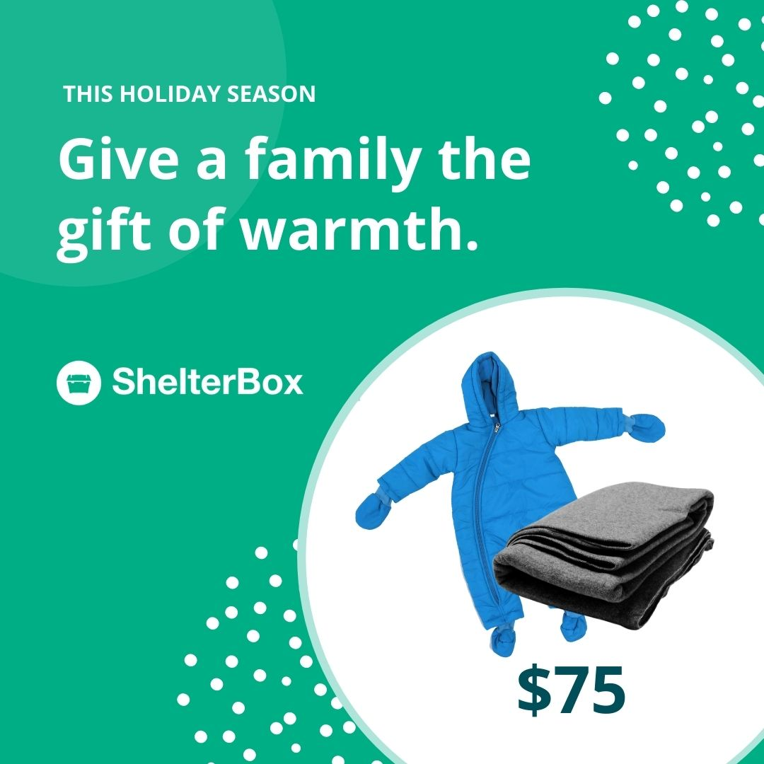 Gift of Warmth $75