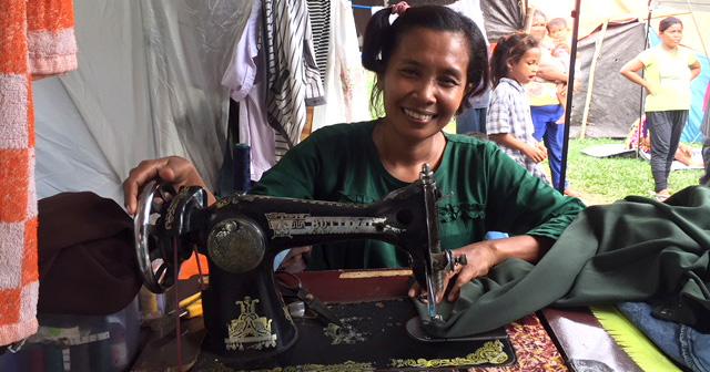 Fatnizar sewing