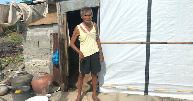 Ricardo told the ShelterBox team that the ShelterKit was one of the most important aid items he and his wife had received. Without this aid, they would not have a space to call their own.