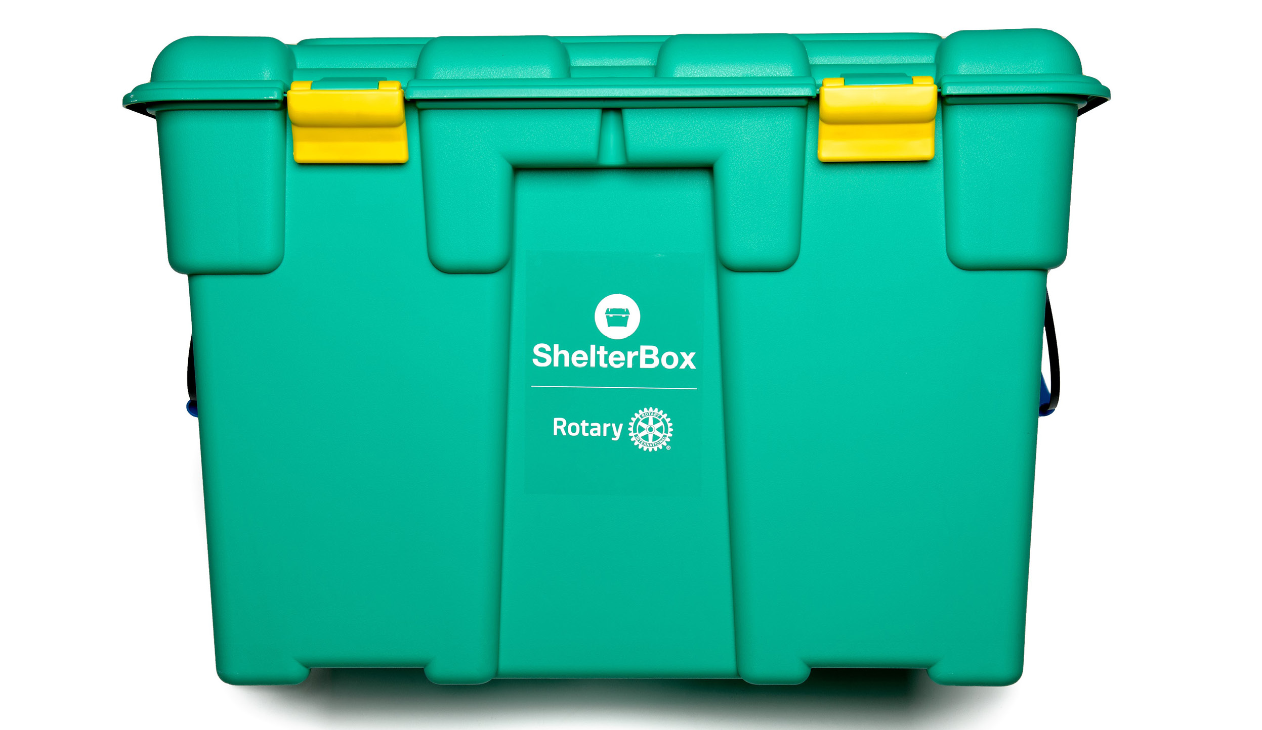 Green ShelterBox