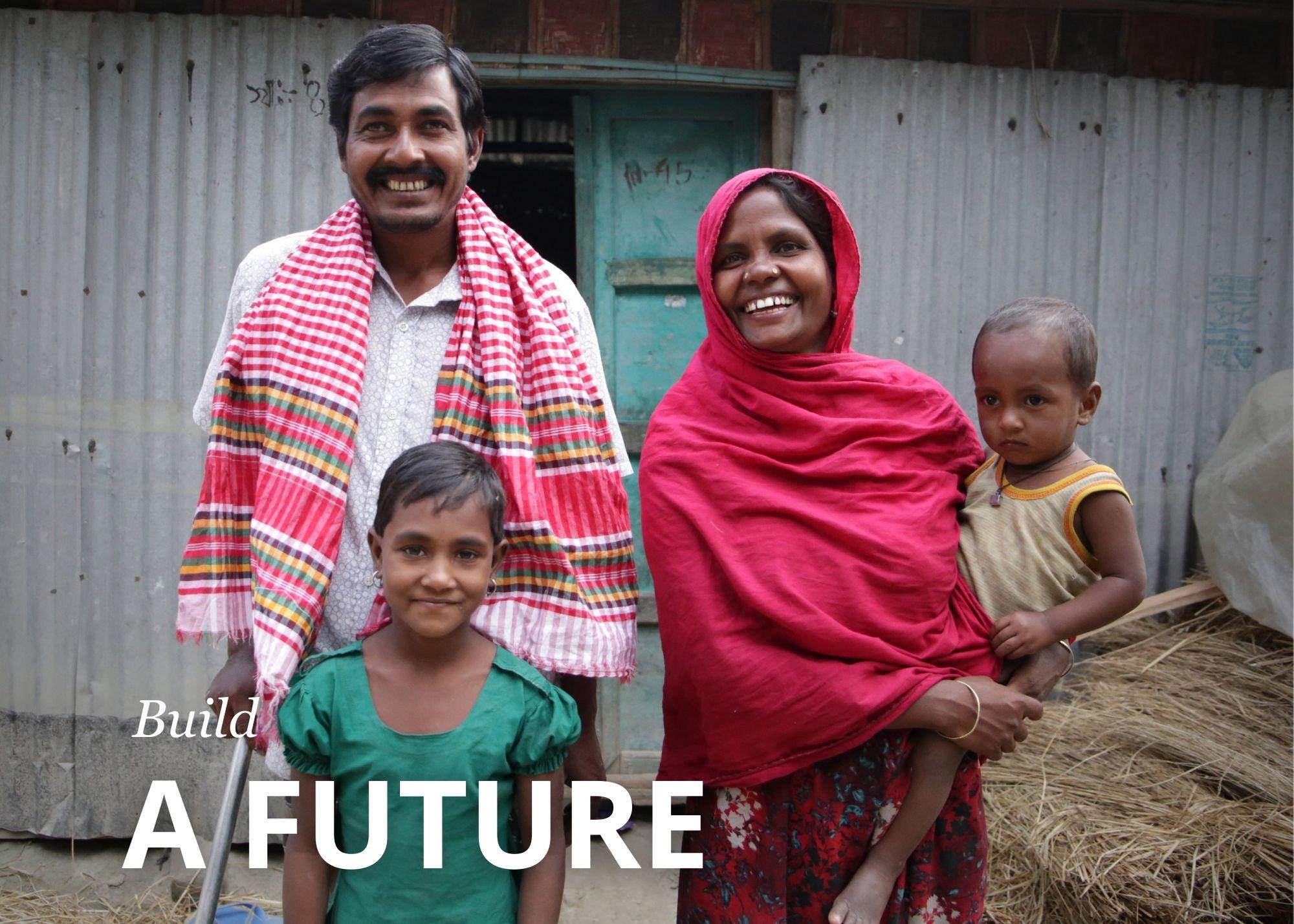 Build a future