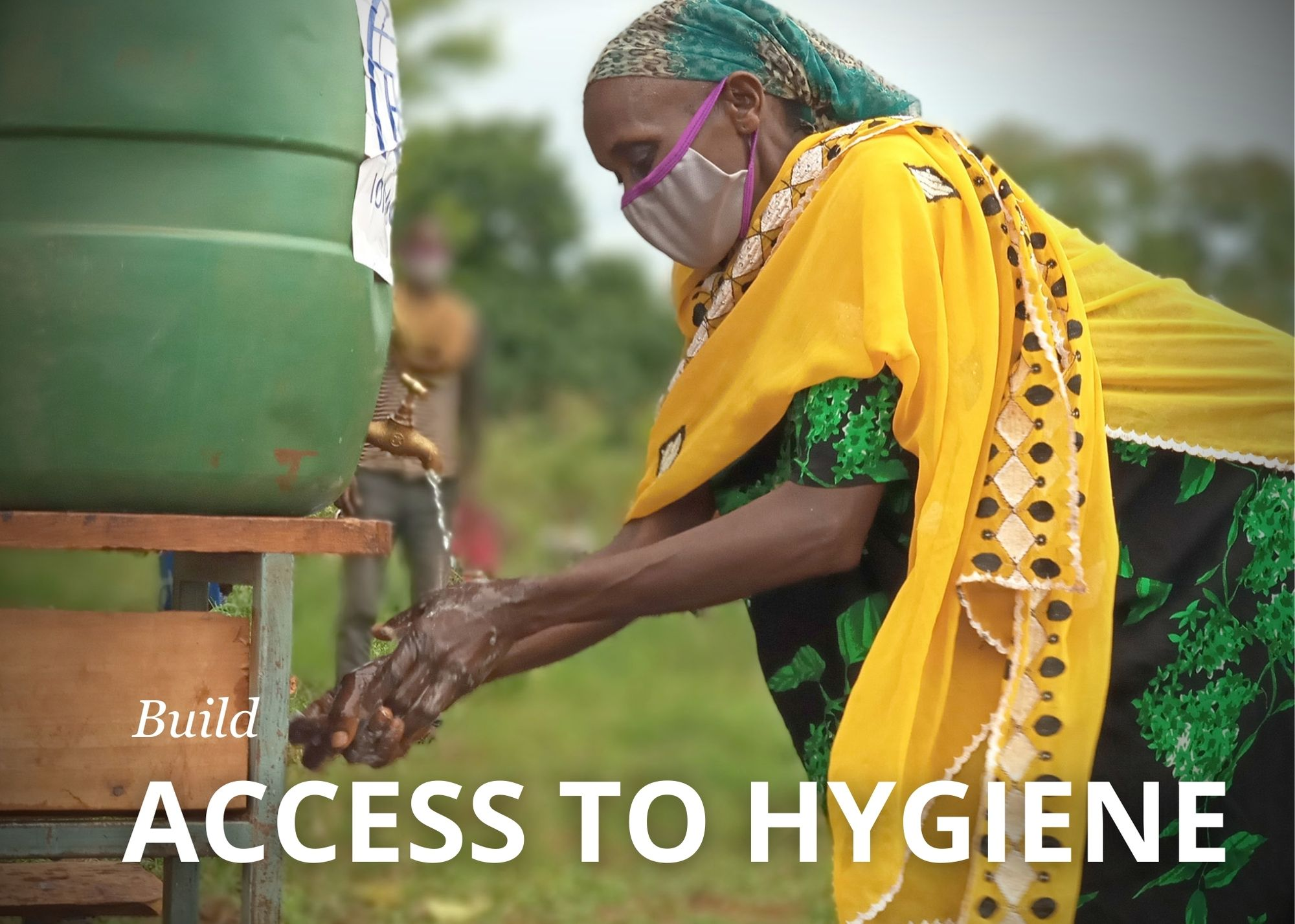 Build access to hygiene