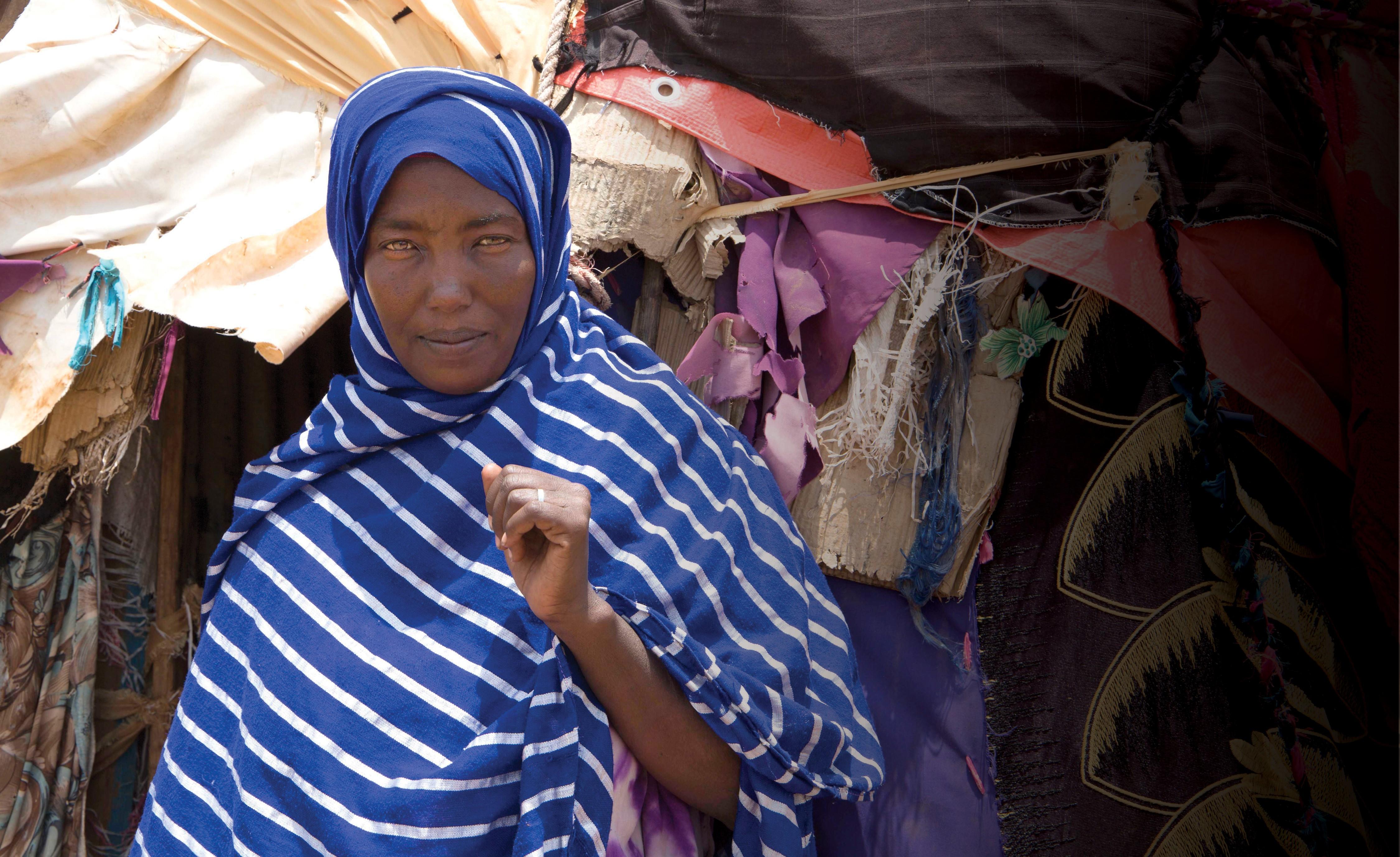Nimo, a Somali woman